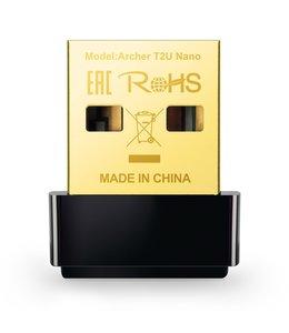 Tp-Link Adaptateur sans fil dual band AC600 Archer T2U Nano