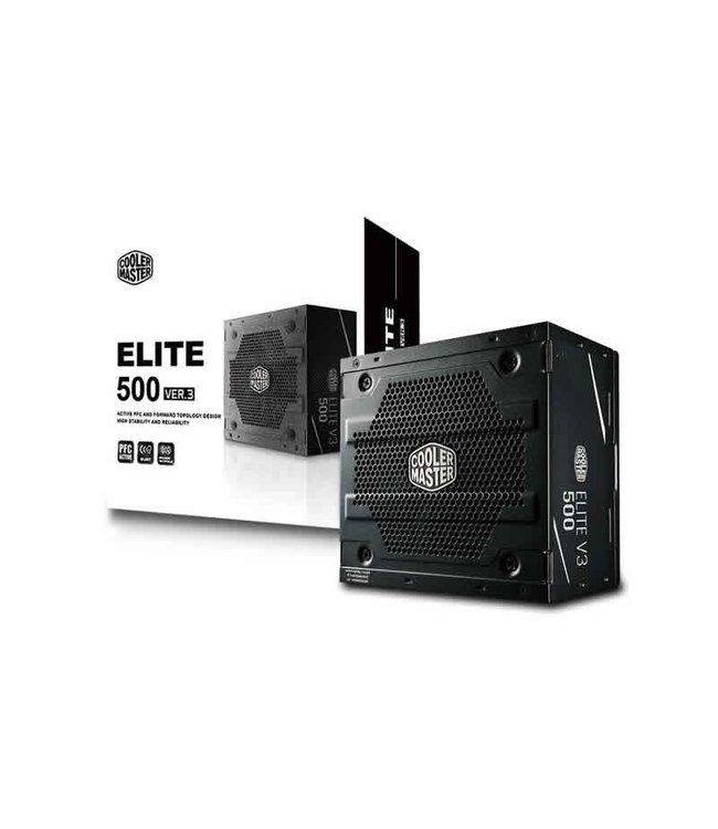 Cooler Master Alimentation CoolerMaster Elite MPW 500W