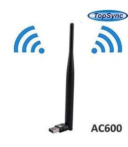 TopSync Clef USB Wifi  AC600 TopSync W660MH Dual Band