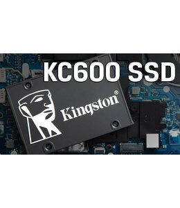 Kingston SSD KC600 256Go Kingston SKC600/256G