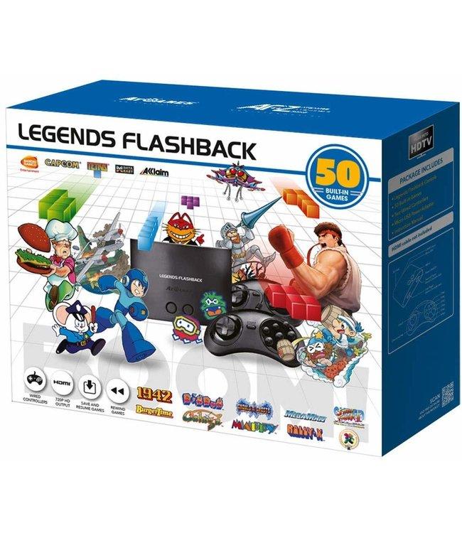 Console Atari Legends Flashback