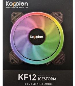Kopplen Ventilateur Kopplen KF12 IceStorm LED