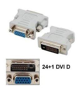 TopSync Adaptateur DVI-D /F à VGA /M  DVI 24+1