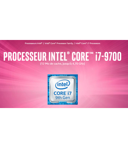 Intel Intel Core i7-9700 @ 3.0Ghz 8Core LGA1151