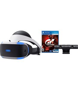 Sony Playstation 4 VR Gran Turismo Sport Bundle