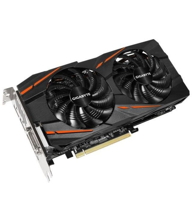 Gigabyte Gigabyte Radeon RX580 Gaming 4Go usage