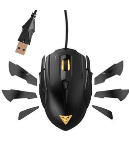 Gamdias Souris Gamdias Hades GMS7011 Laser FPS Gaming 8200DPI
