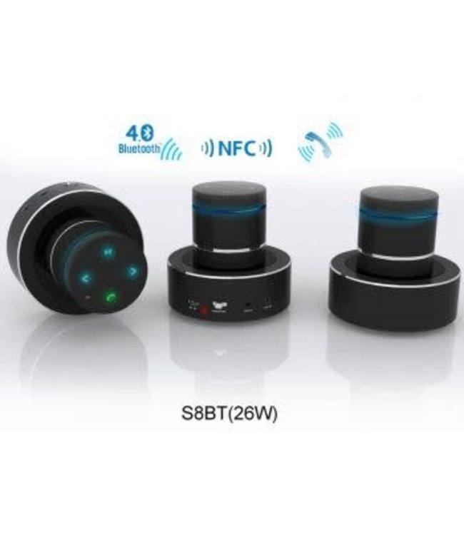 Generic Haut-Parleur S8BT Bluetooth Vibration 26W