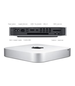 Apple Mac Mini Mid 2011 (i7@2.0Ghz/8Go/512GoSSD)