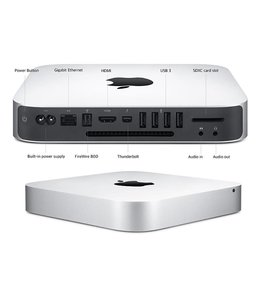 Apple Mac Mini Mid 2012 (i5@2.5Ghz/8Go/512GoSSD)
