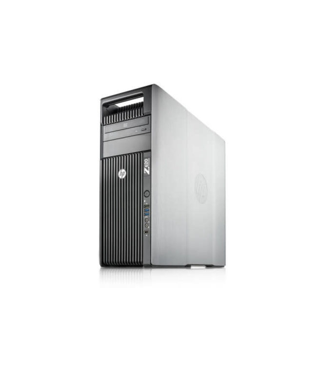 HP Workstation Z620 intel Xeon E5-2630 /32Go/300Go sas/Win10Pro