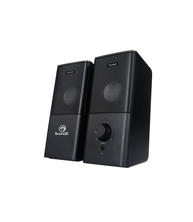 Marvo Haut-Parleur Marvo SG-117 usb alimenté Audio 3.5mm