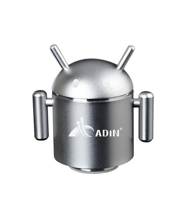 Haut-Parleur Adin Vibration Robot  Lecteur TF+Radio FM