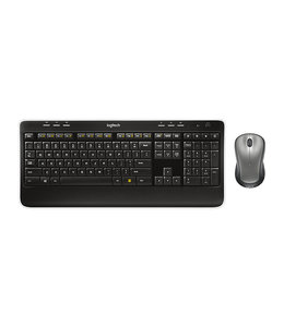 Logitech Ensemble clavier/souris Wireless Combo MK520 Logitech FR