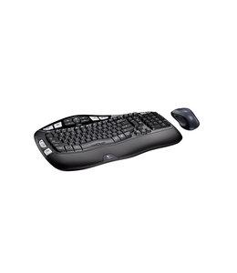 Logitech Ensemble clavier/souris Wireless Combo MK550 Logitech FR