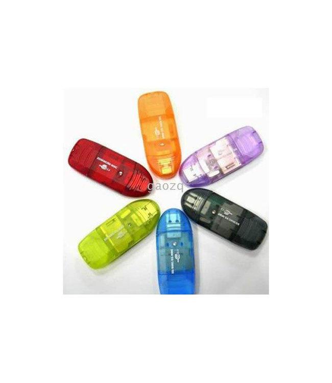 Lecteur de carte USB pour Mini SD