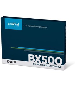 Crucial SSD Crucial BX500 1 To 2,5 pouces SATA 3D NAND
