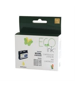 ECO ink HP 933XL jaune EcoInk