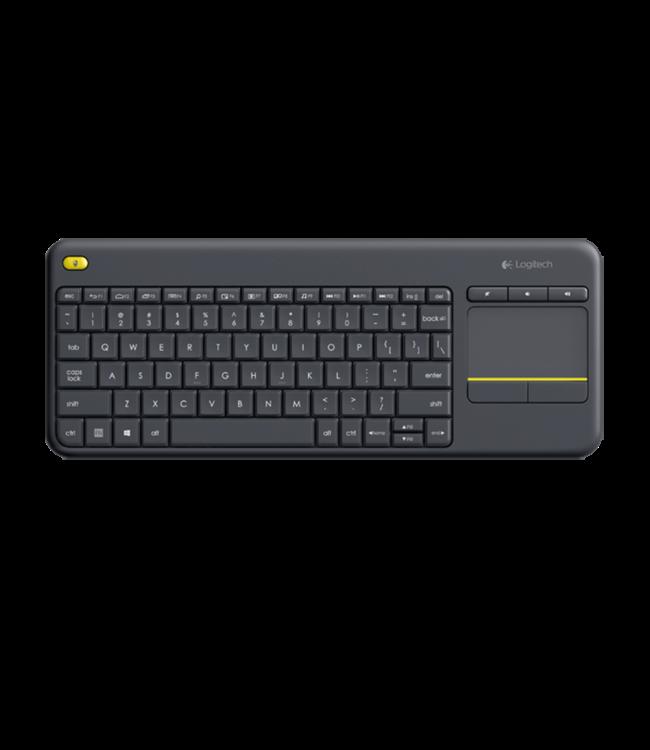 Logitech Clavier sans-fil Logitech K400 Plus (Refurb)