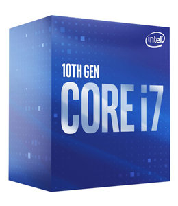 Intel Intel i7-10700 @ 2.9Ghz 8Core LGA1200
