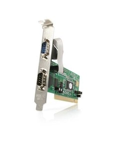 Generic Carte PCI 2 Port Serie