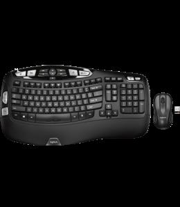 Logitech Combo clavier/souris Logitech MK550 sans-fil (Refurbish)