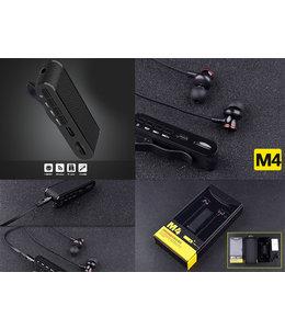 OVLENG Écouteur/Micro Wireless Buletooth  2en1 OVLENG M4