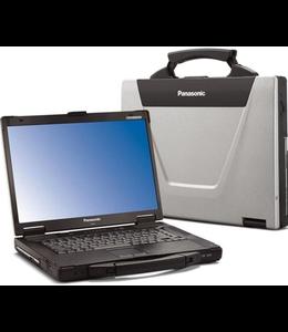 Portable Panasonic CF-52 i5 M520/4Go/240 Go SSD/win10/No webcam