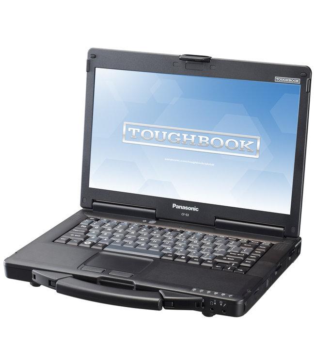 Panasonic Portable Panasonic CF-53 i5 3340M/8Go/240 Go SSD/win10/No webcam