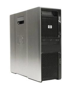 HP HP WT Z600 Xeon Quad E5540 ou E5606/16Gb/500Go/w10