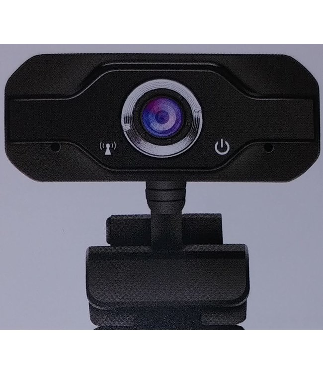 General Webcam 1080P Usb