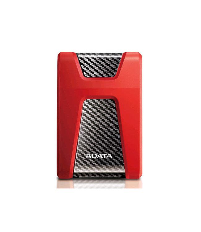 ADATA Disque Dur Externe 1 TB USB3 Adata HD650 Rouge