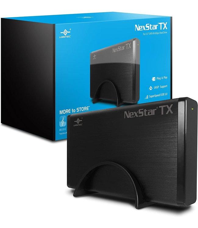 """Vantec Vantec 3.5"""" Sata vers USB3.0 Enclosure NST-328S3-BK"""