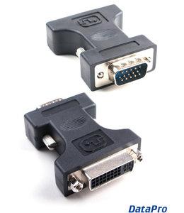TopSync Adaptateur DVI-I /F à VGA /M  DVI 24+5