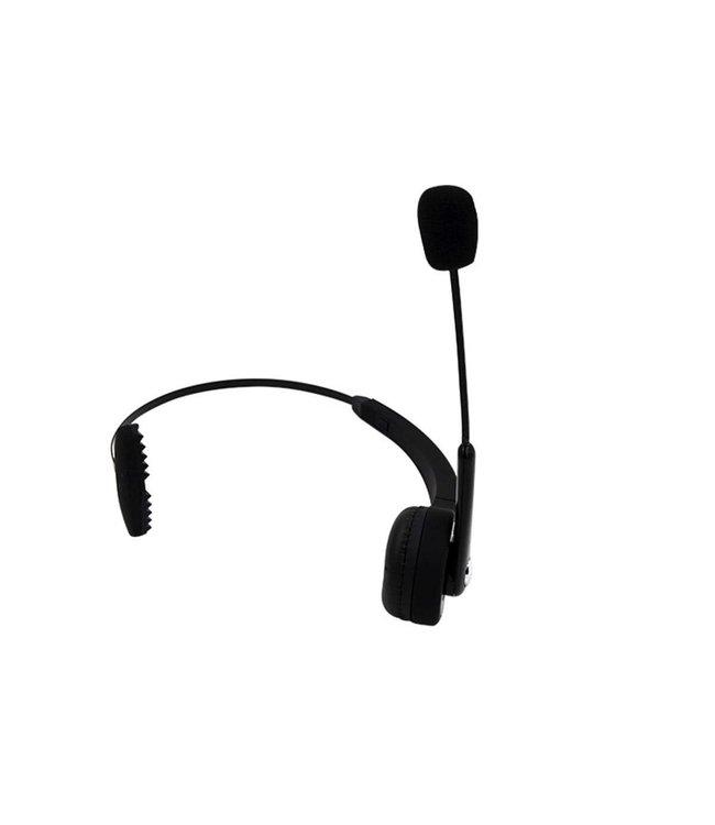 Casque Bluetooth pour conducteur de camion/bureau, tour de tête sans fil professionnel pour camionneur, réceptionniste