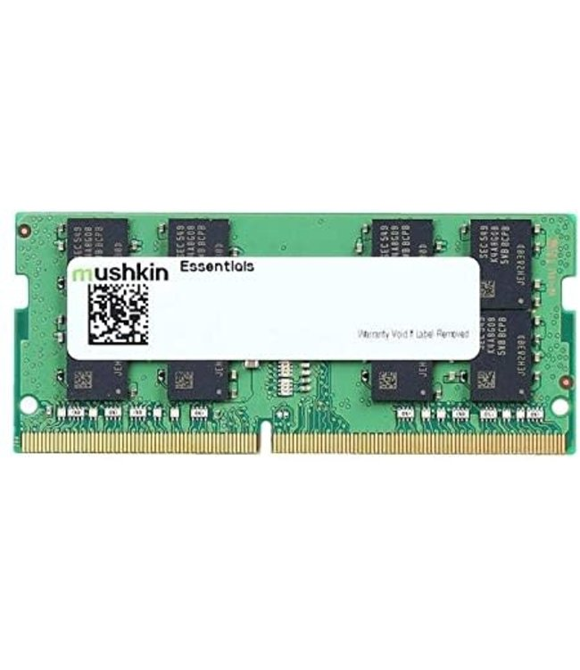 Mushkin MUSHKIN ESSENTIALS 16GB DDR4 2133 SODIMM PC4-17000 1.2V