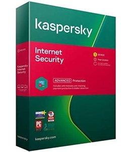 Kaspersky Internet Security 1 PC / 1 An