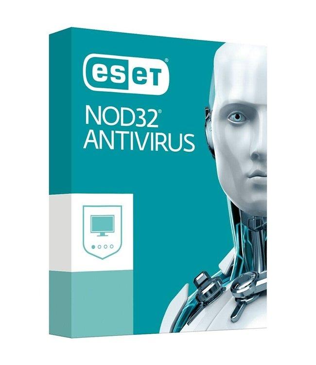ESET NOD32 Anti-Virus 3PcMac/1an