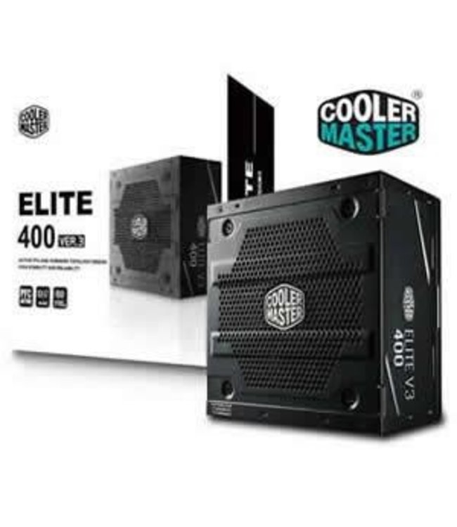 Alimentation CoolerMaster Elite V3 400W