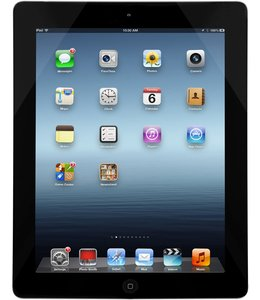 iPad 4 16Go Sans 3G Noir