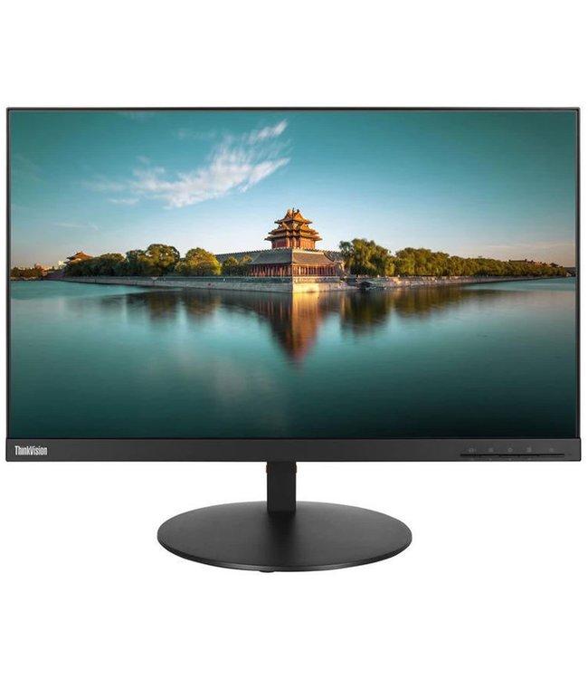 """Lenovo Moniteur ThinkVision P24q-10 16:9 sRGB 99%  QHD (2560 x 1440) DP +HDMI+USB+Mini DP  24"""""""
