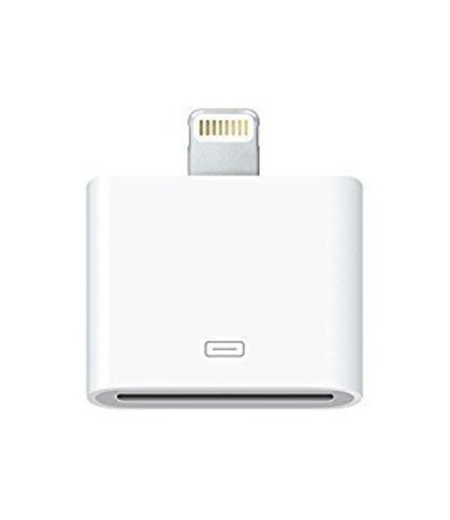 Adaptateur Apple Lightning a 30 pin.