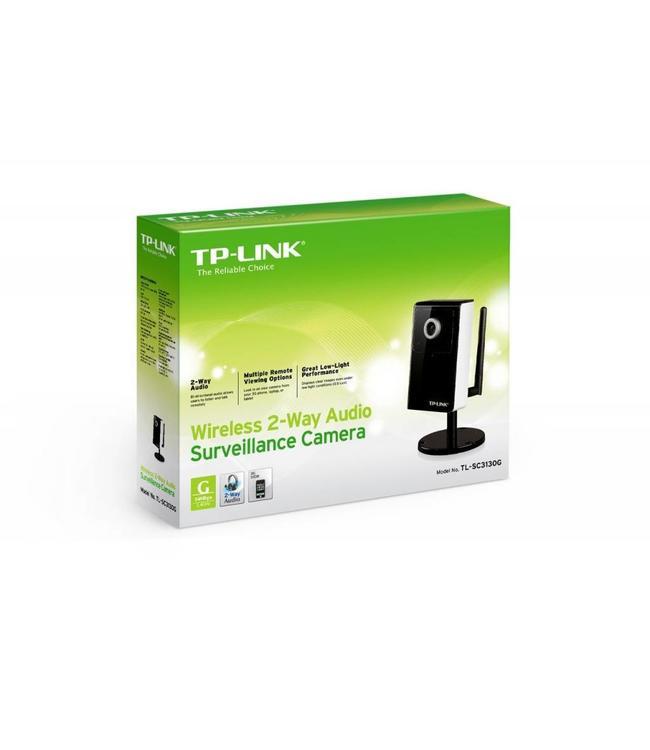 Tp-Link 2-Way Audio Surveillance Camera IP TP-LINK TL-SC3130