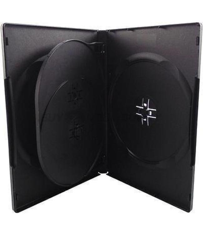 Case CD/DVD 10 slot