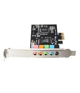 3D 6 Channel PCI Sound Card.