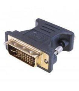 Adaptateur 3 Pouces DVI-I /M a VGA /F
