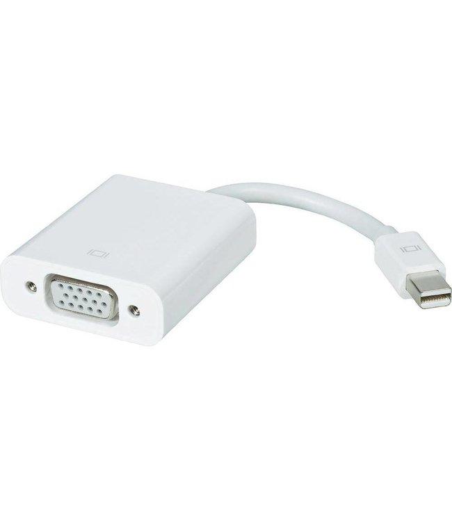 Adaptateur DisplayPort Mini-DVI à VGA.
