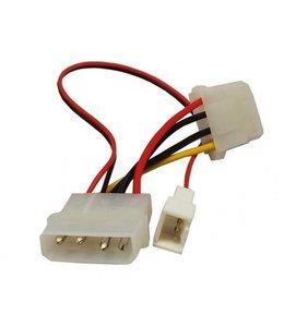 Adaptateur Double Molex 3 Pins