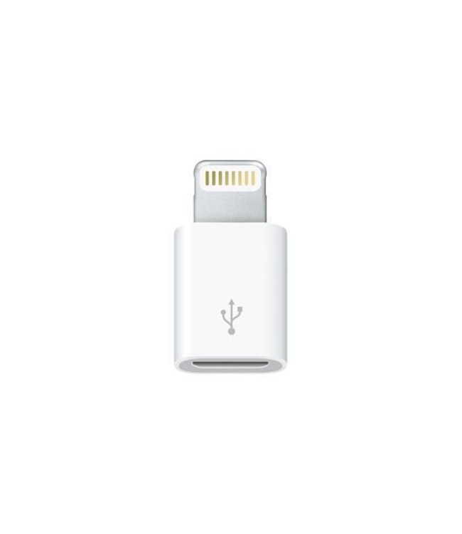 Adaptateur Micro-USB vers Lightning