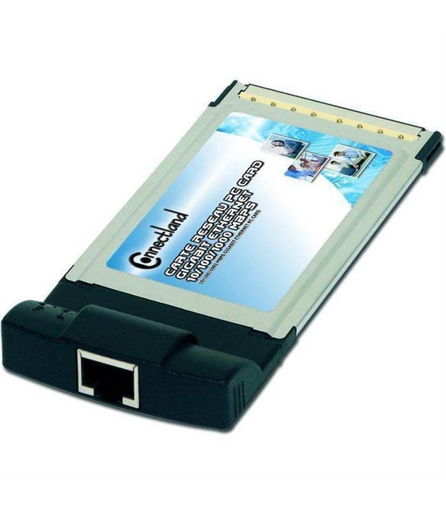 Adaptateur réseau filaire 10/100 PCMCIA
